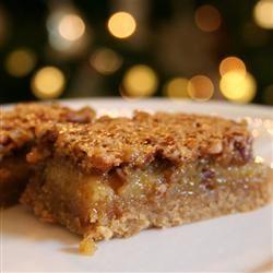 Easy Pecan Pie Bars Jennifer Baker