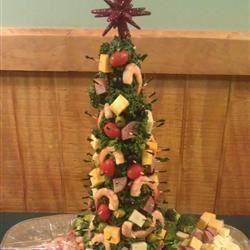 Mary's Christmas Shrimp Tree Karen Skipper