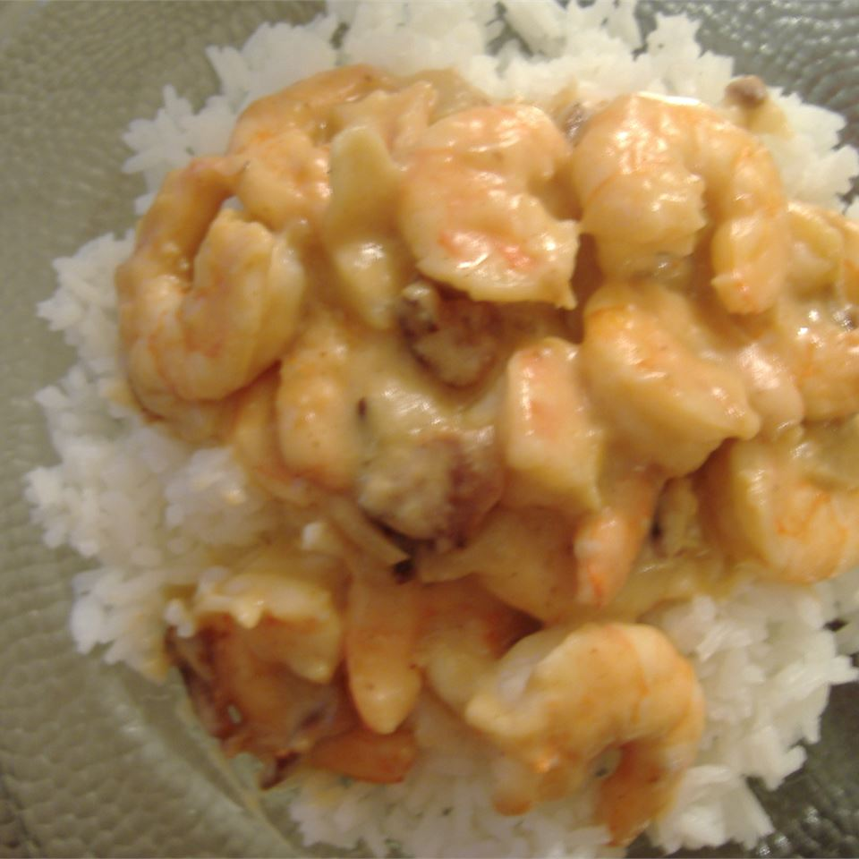 Shrimp and Gravy
