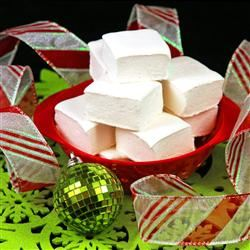 Peppermint Marshmallows sweetserenade