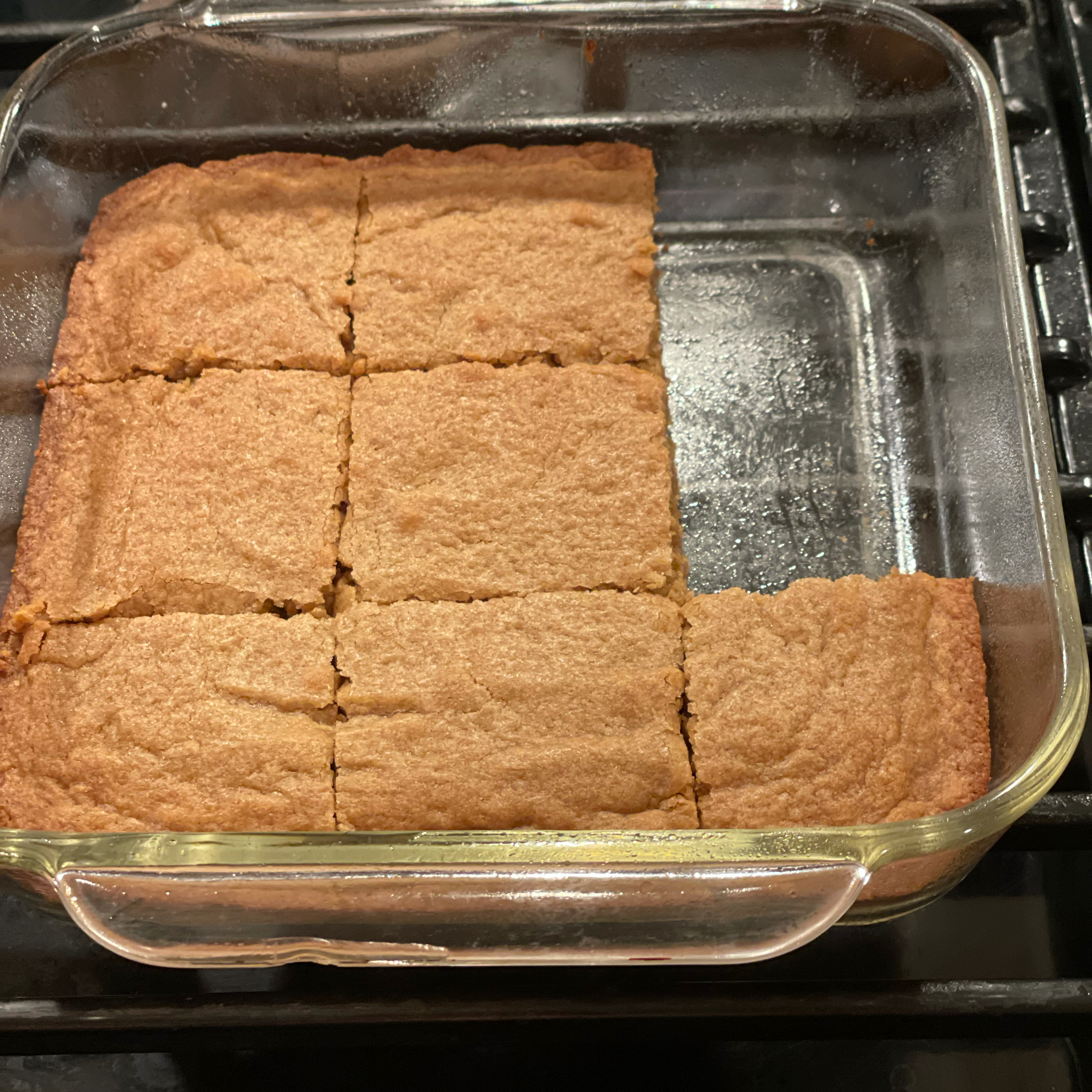 Brown Sugar Brownies