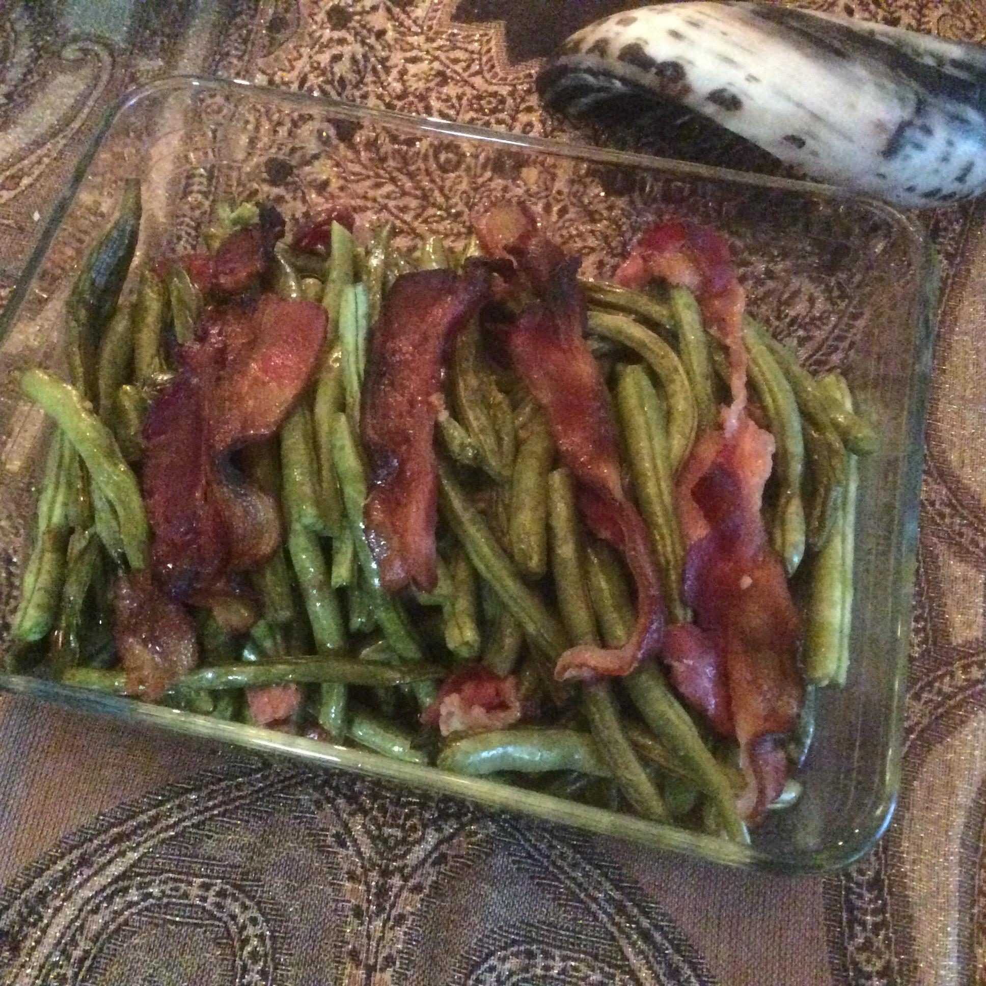 Arkansas Green Beans Sweet.Rosie