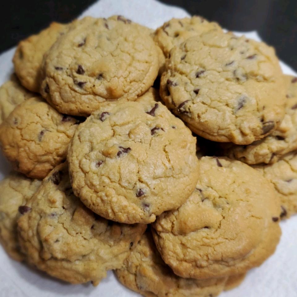 Best Chocolate Chip Cookies Ajust
