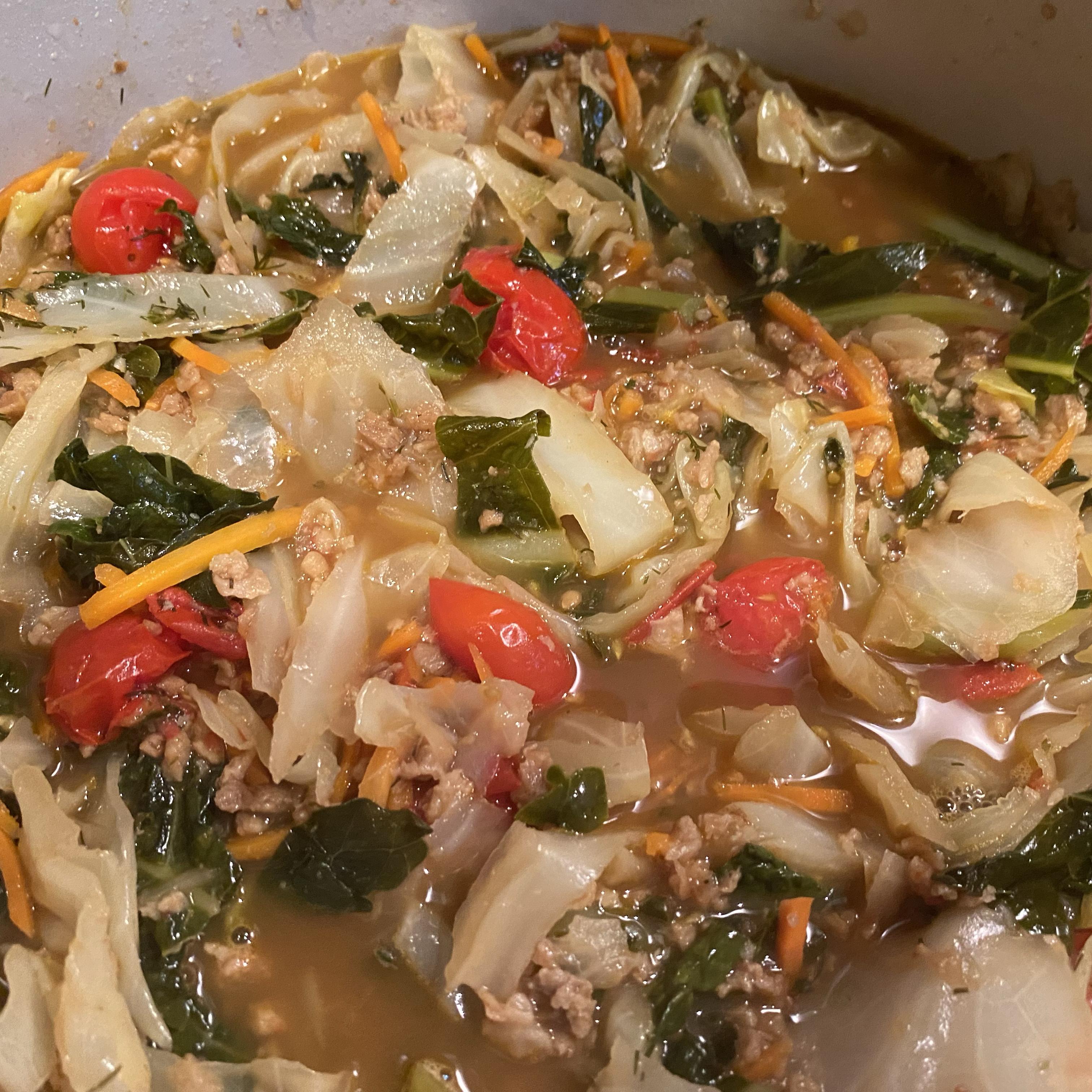 Unstuffed Cabbage DLF