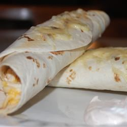 Spicy Chicken Taquitos