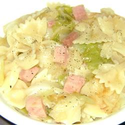 Grandmother's Polish Cabbage and Noodles Carrie C.