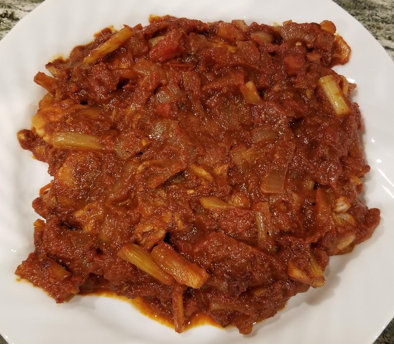 Tomato Pork Loin Chops