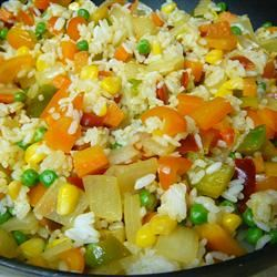 Quick Fried Rice Molly