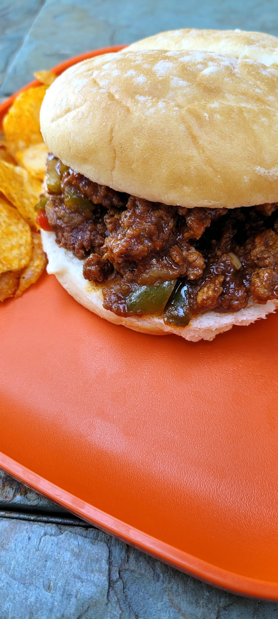 Sloppy Joes for a Crowd