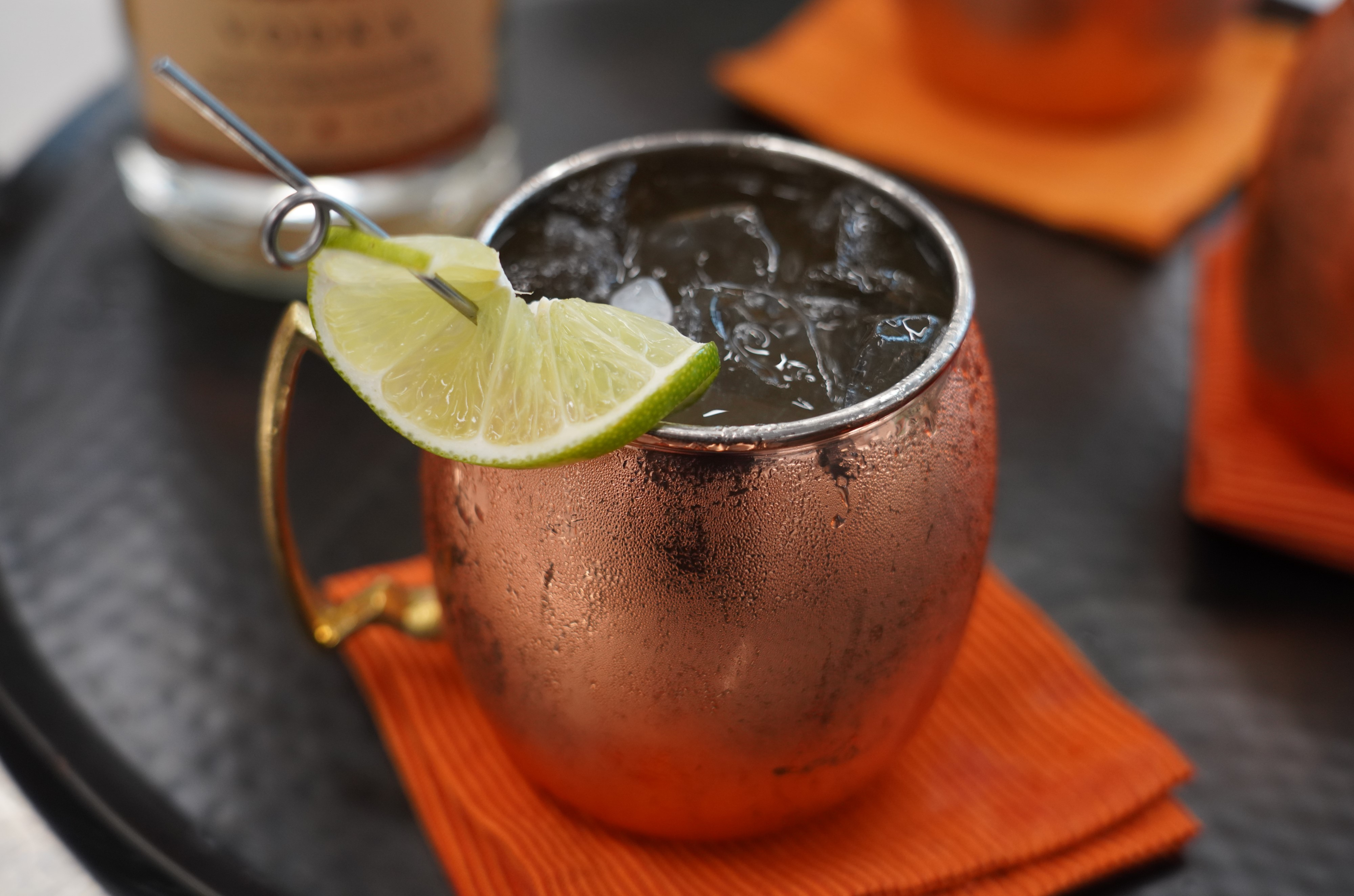 Fall Cider Mules