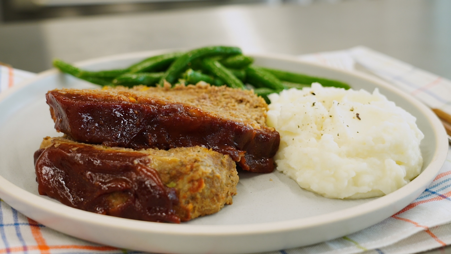 Better Than Mom's Meatloaf