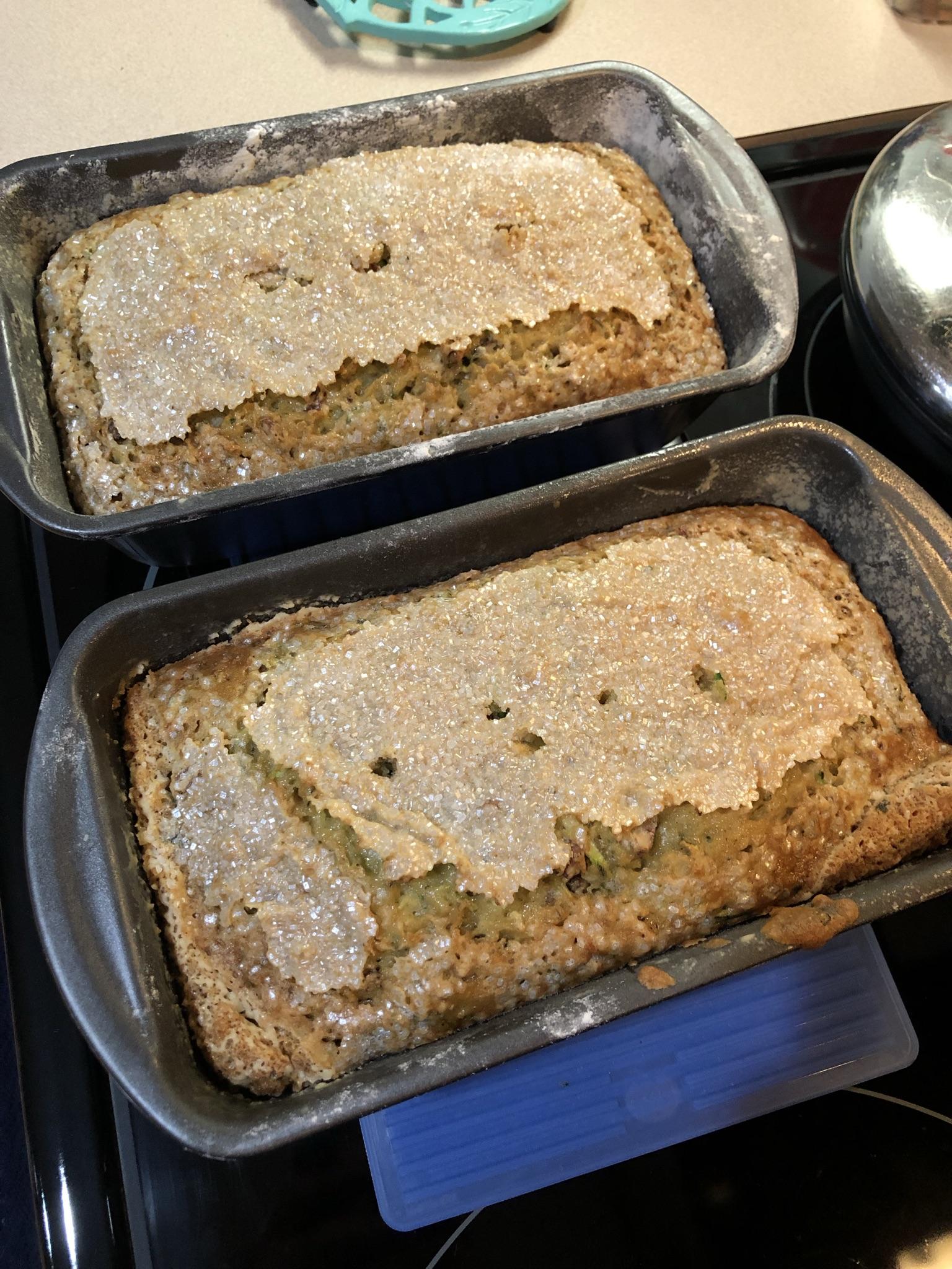 Mom's Zucchini Bread Lorie4040