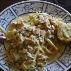 Peter's Pasta al' Tonno stay@homemom84