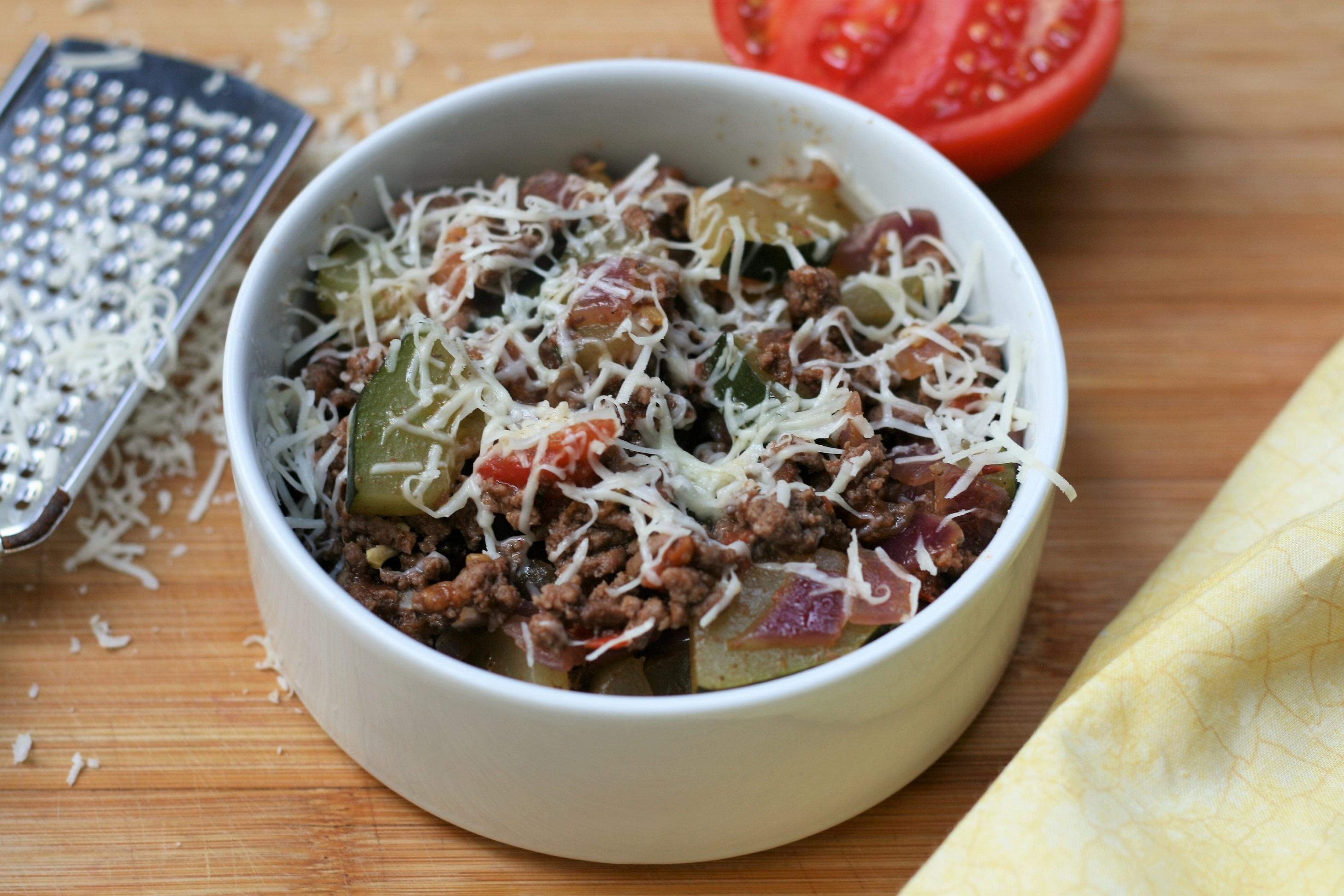 Zucchini Soup IV