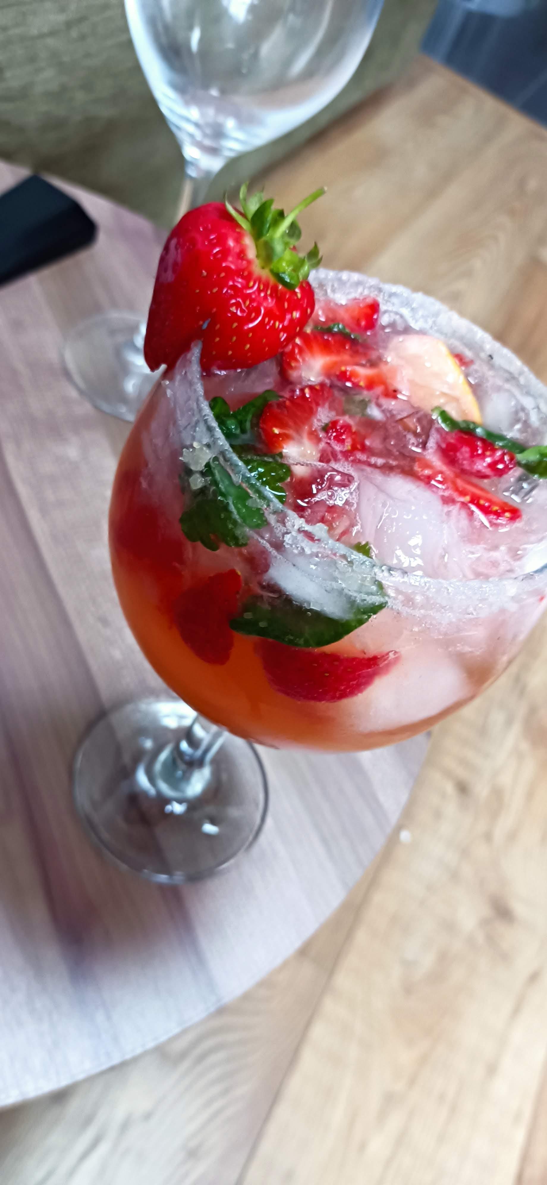 Strawberry Mojito artur.gabrys