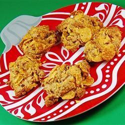 Bacon Breakfast Cookies
