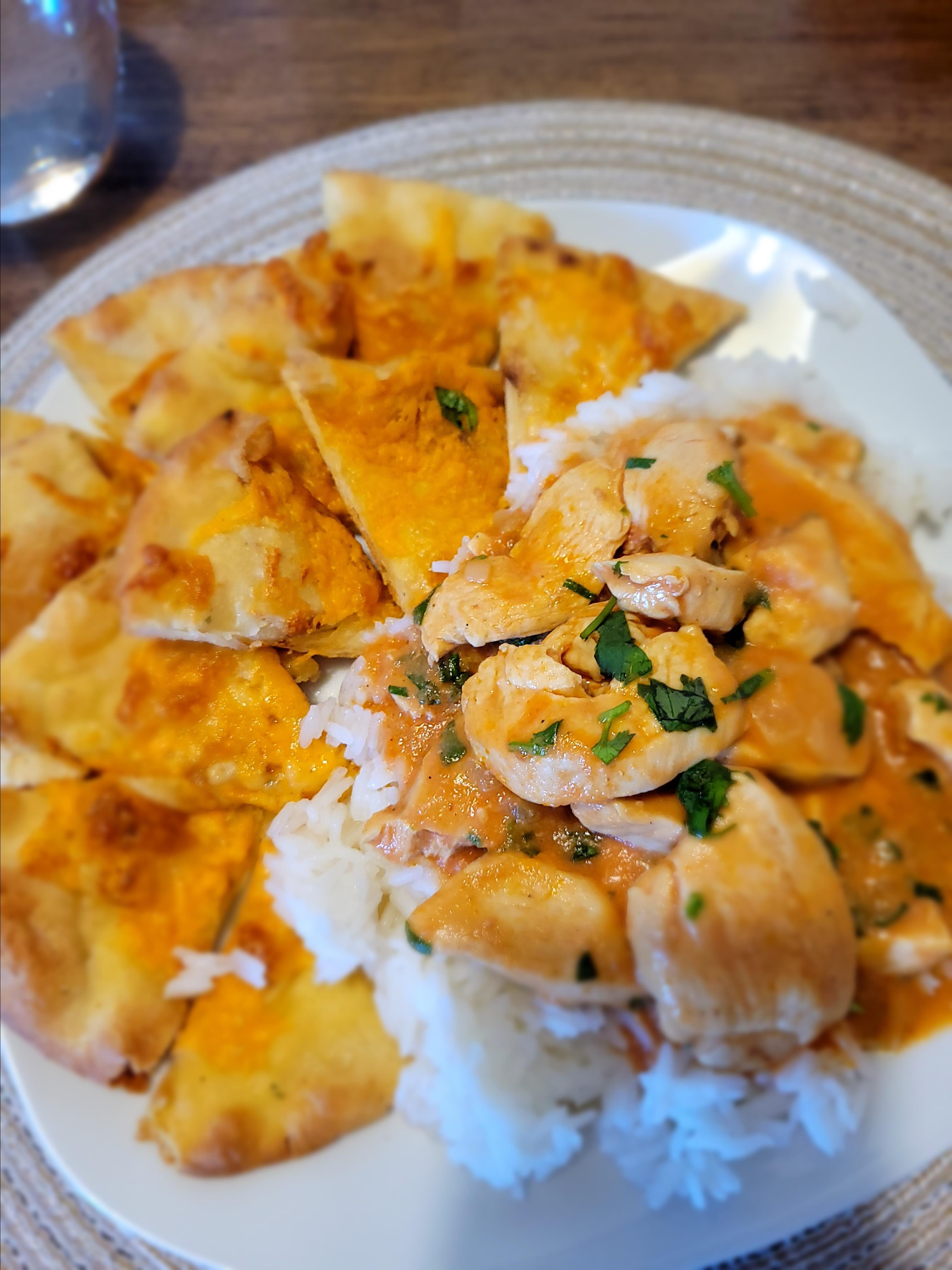 Indian Chicken Tikka Masala lmacnamara01