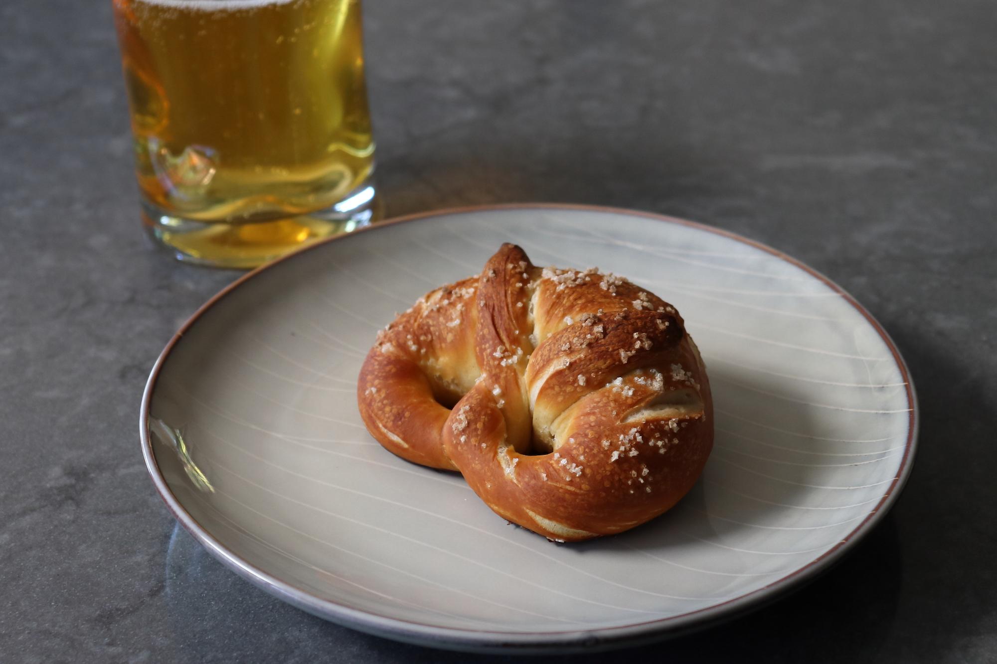 Bavarian Pretzels Chef John