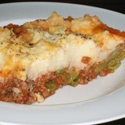 Mom's Shepherd's Pie Edward Stehel