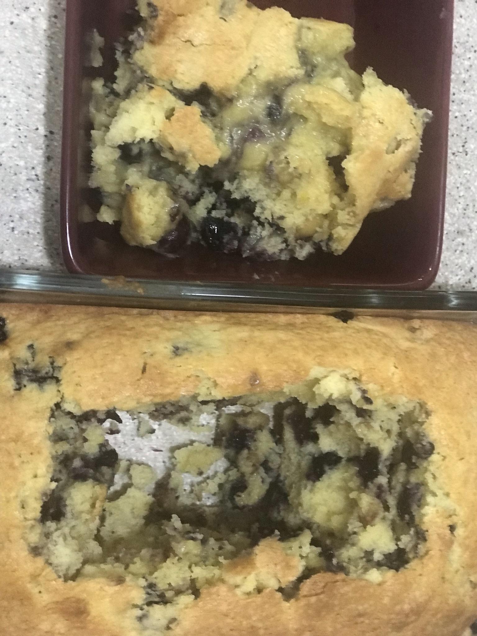 Lemon Blueberry Bread TenaBena