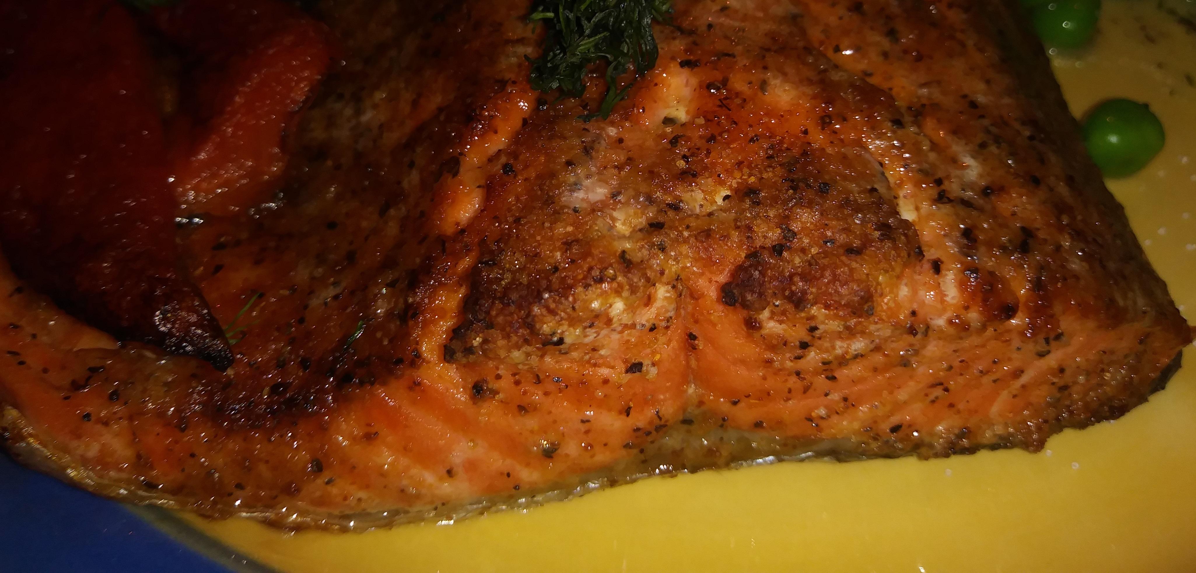 Cajun Air Fryer Salmon Daniel Olson