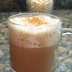 Pumpkin Spice Hot Chocolate House of Aqua