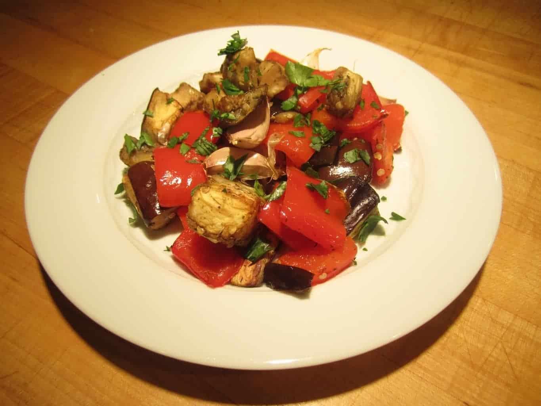 Balsamic-Roasted Vegetables