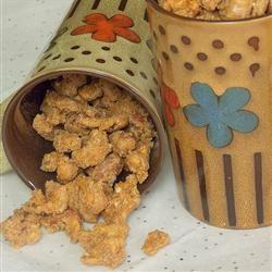 Cinnamon Roasted Almonds Grumpy's Honeybunch