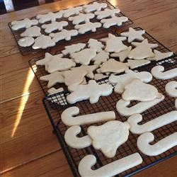 Soft Christmas Cookies Sarah Gadacz
