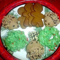 Cinnamon Butter Cookies themightylin