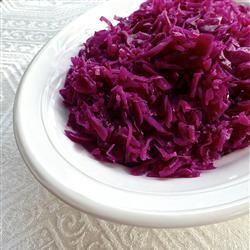 Danish Red Cabbage