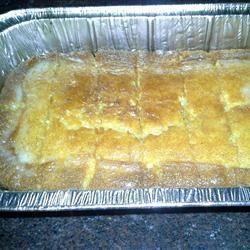 Sweet Cornbread Loaf DaniBabii