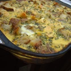 Creamy Potato Breakfast Casserole