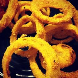 Southern-Style Onion Rings