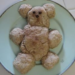 Teddy Bear Biscuits Mrs.Williams