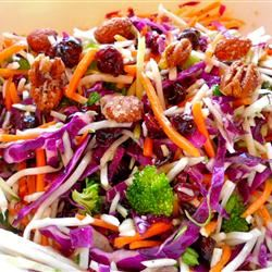 Cran-Broccoli Salad Occasional Cooker