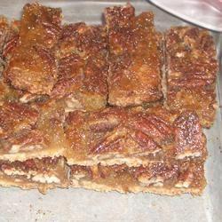 Quick Pecan Pie Bars Chicken
