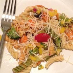 Perfectly Pasta Salad Chrissy