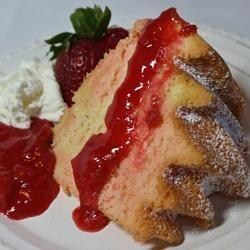 Rose Petal Pound Cake naples34102