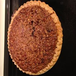 Chocolate Pecan Pie I Travis & Amanda