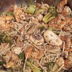 Shrimp Lemon Pepper Linguini just_jam