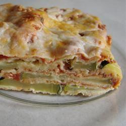 Zucchini Parmigiana SHIVERDEN