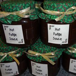 Hot Fudge Sauce II Bev511