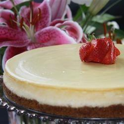 Perfect Cheesecake Everytime