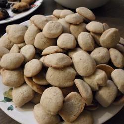 Pebber Nodder (Danish Christmas Cookies) Shabamrei