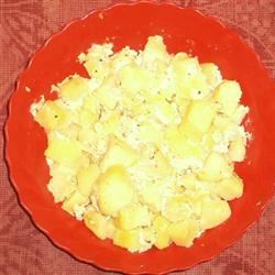 Potato Salad with Cream cornelia_sltz