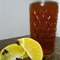 Orange Spice Tea Mix CoOkInGnUt