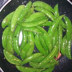 Mediterranean Snow Peas
