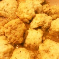Chef John's Chicken and Dumplings Jeanna Lievsay