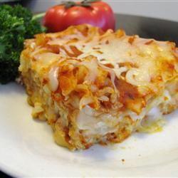 Cheese Lasagna MOLSON7